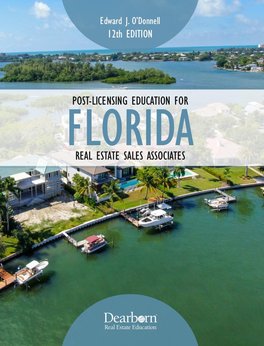 Bob Hogue School of Real Estate 45-Hour Florida Real Estate